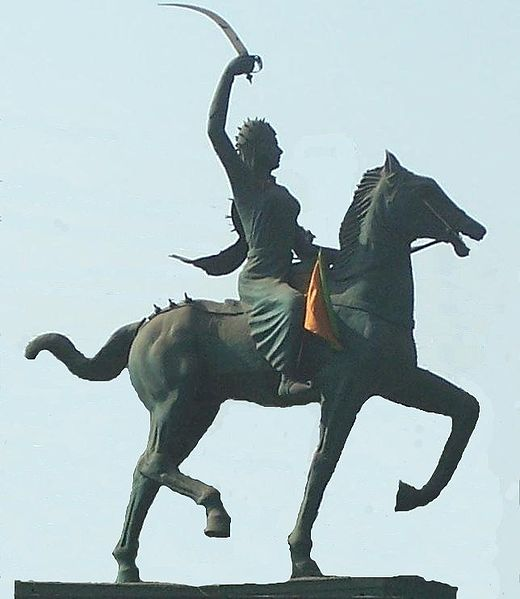 rani laxmibai The great rani of jhansi is a perfect embodiment of courage and 'nari-shakti' talking of rani laxmibai, the first thing that comes to our mind is the wonder and power of a woman, and her unique and sublime brand of courage and fortitude.